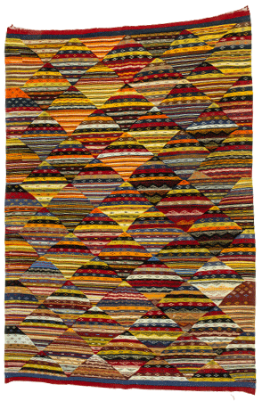 Colorful Detailed Rug 1289