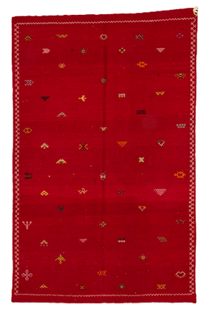 Red Contemporary 1275